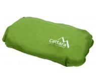 Savaime prisipučianti pagalvė Cattara – žalia, 50 x 30 x 13 cm