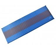 Savaime prisipučiantis kilimėlis Cattara – mėlynas/pilkas 195 x 60 x 5 cm