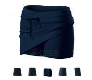 Sijonas- šortai Malfini Two in One navy Blue