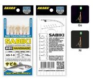 Sistemėlė Akara Flasher Aurora Fish Skin 7 GO S14