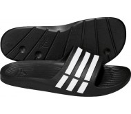 Šlepetės adidas Duramo Slide Juodos G15890