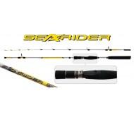 Spiningas CONDOR SeaRider 120 cm. Testas 150 g.