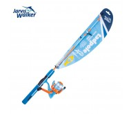 Spiningas Jarvis Walker Tadpole Combo, Orange/Blue, 1.21 m