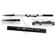 SPININGAS TELESKOPINIS WHITE DIAMOND MF TX-20