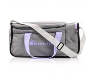 Sportinis krepšys METEOR NEPR 20l grey/lilac