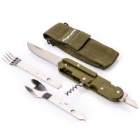 Stalo įrankių rinkinys King Camp 87003