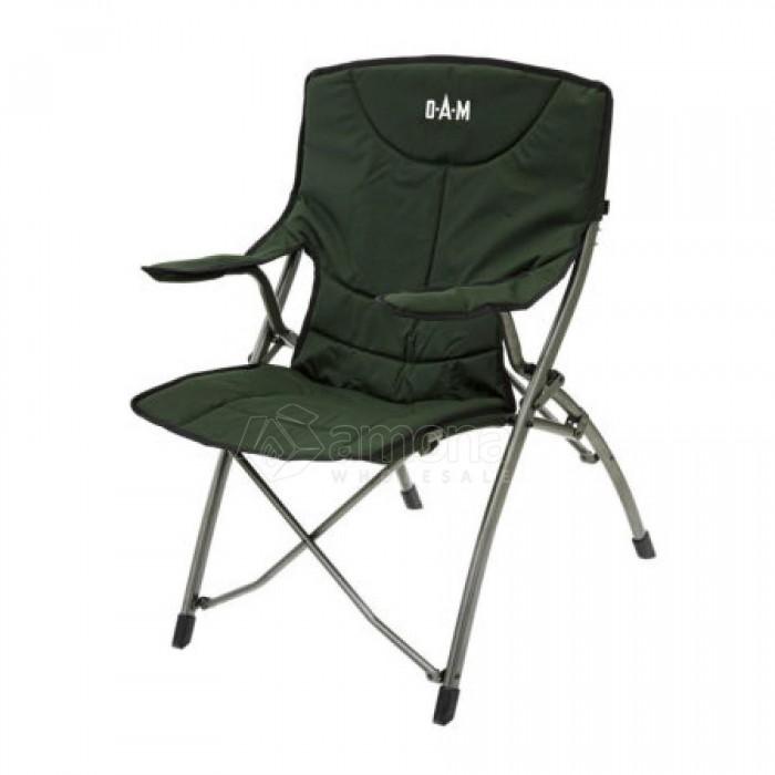 Sulankstoma kėdė DAM OLX apkrova iki 130 kg.