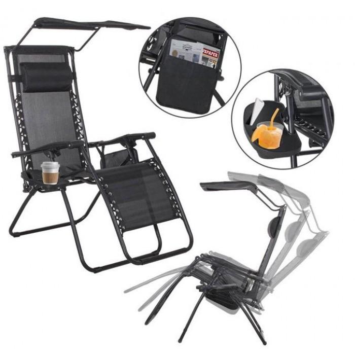 Sulankstoma kėdė GC0003