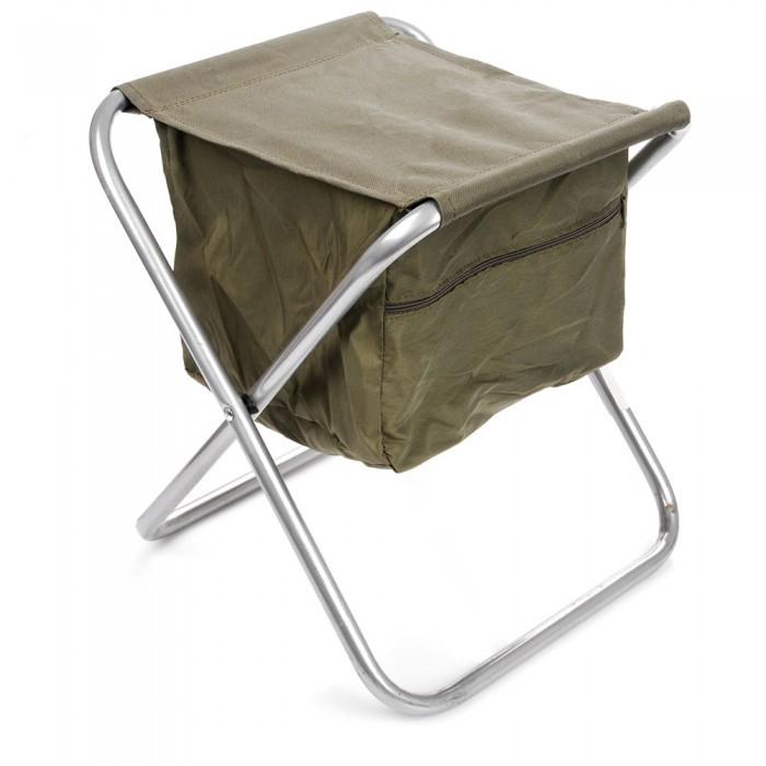 Sulankstoma kėdė su krepšiu