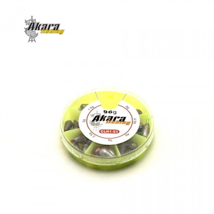 Svarelių rinkinys AKARA CLH1-03