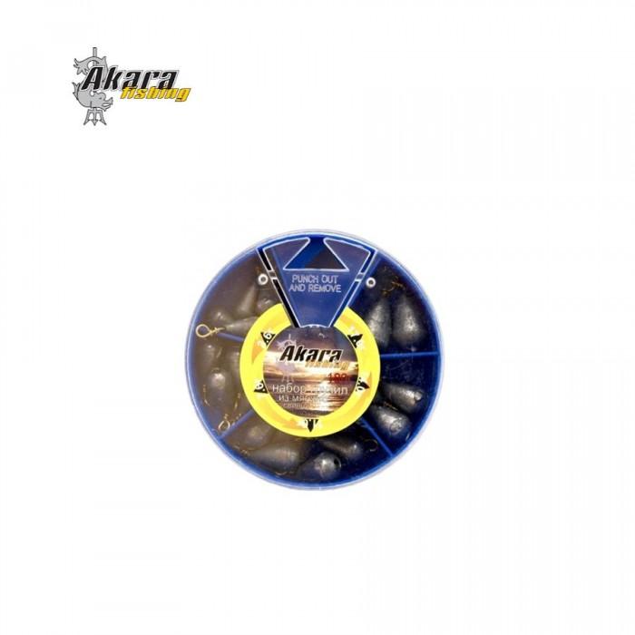 Svarelių rinkinys AKARA CLH1-13