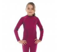 Termo marškinėliai Brubeck Thermo Kids LS11450