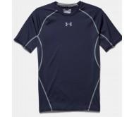 Termo marškinėliai Under Armour HeatGear® Compression Shortsleeve M 1257468-410