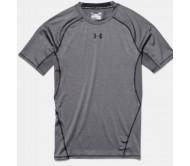 Termo marškinėliai Under Armour HeatGear Compression Shortsleeve 1257468-090