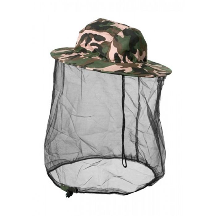 Tinklelis-kepurė nuo uodų COMFORTIKA apvalus C-1 2 žiedai