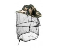 Tinklelis-kepurė nuo uodų COMFORTIKA apvalus C-3 2 žiedai