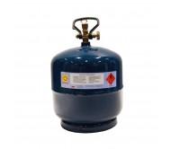 Turistinis dujų balionas 3 kg užpildomas