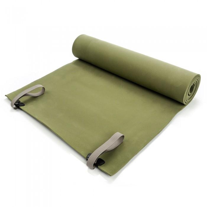 Turistinis kilimėlis EVA FOAM METEOR 180x50x0,5 cm, žalias