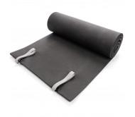 Turistinis kilimėlis EVA FOAM METEOR 180x50x1 cm, juodas