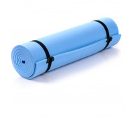 Turistinis kilimėlis METEOR, 200x60x1 cm, šviesiai mėlynas
