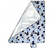 Turistinis kilimėlis METEOR, mėlynas