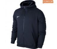 Vaikiškas džemperis Nike Team Club FZ Hoody 658499 451