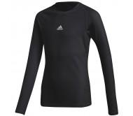 Vaikiški marškinėliai adidas Alphaskin Sport LS Tee Junior CW7324