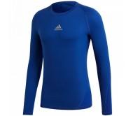 Vaikiški termo marškinėliai adidas Alphaskin Sport LS Tee JUNIOR CW7323