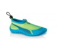 Vaikiški vandens batai FASHY GUAMO, žalia/mėlyna