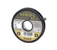 Valas florokarbonas STROFT FC2 0.13mm 25 m.