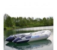 Valtis PVC VIAMARE 330 Aliuminiu dugnu