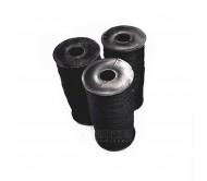 Virvė kaproninė 1 mm. juoda