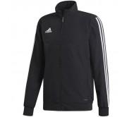 Vyriškas džemperis adidas Tiro 19 PRE JKT czarna DJ2591