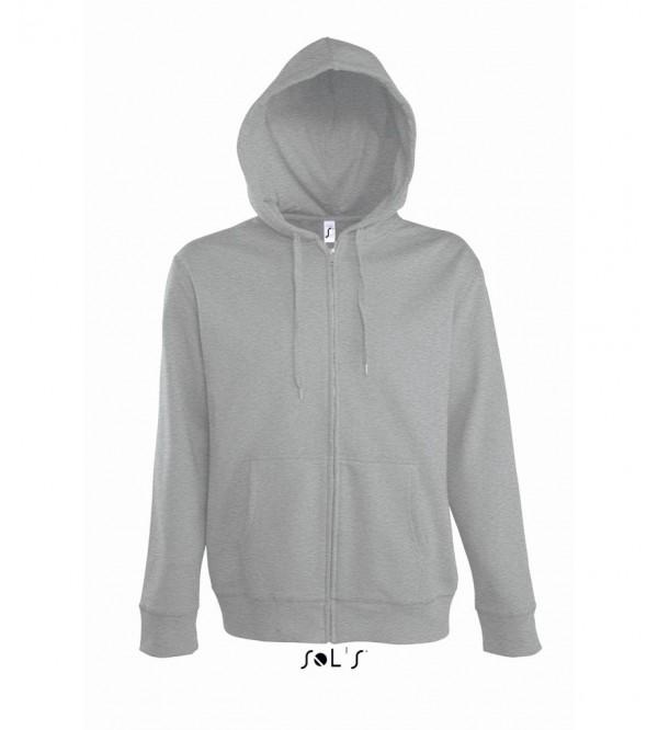 Vyriškas džemperis, pilka melanžinė