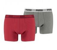 Vyriški apatiniai Puma Basic Boxer 2P 521015001 072