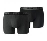 Vyriški apatiniai Puma Basic Boxer 2P  521015001 691