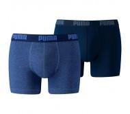 Vyriški apatiniai Puma Basic Boxer 2P denim  521015001 162