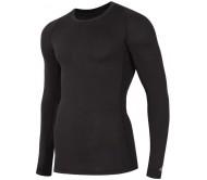 Vyriški termo marškinėliai 4F TSMLF401, juodi