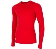 Vyriški termo marškinėliai 4F TSMLF401, raudoni