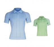 Vyriški termo marškinėliai Brubeck PRESTIGE su apykakle