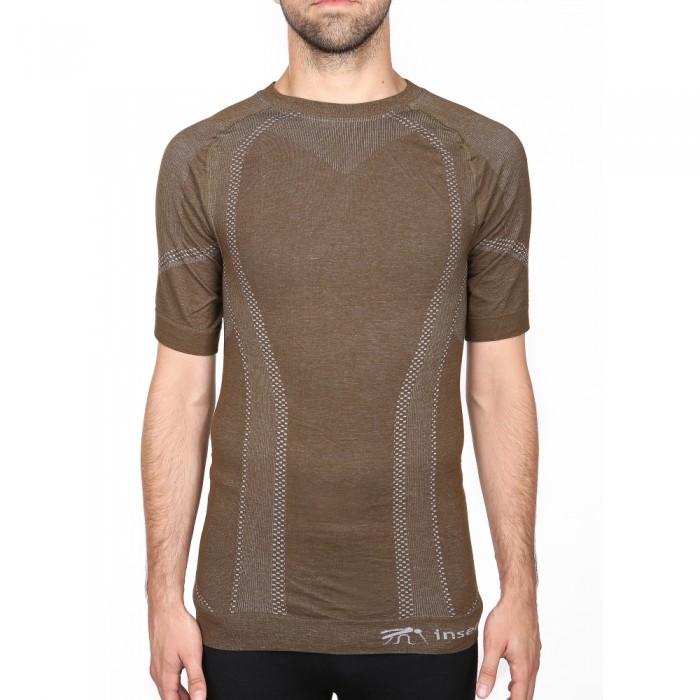 Vyriški termo marškinėliai trumpomis rankovėmis Insecta INSK5-21RK