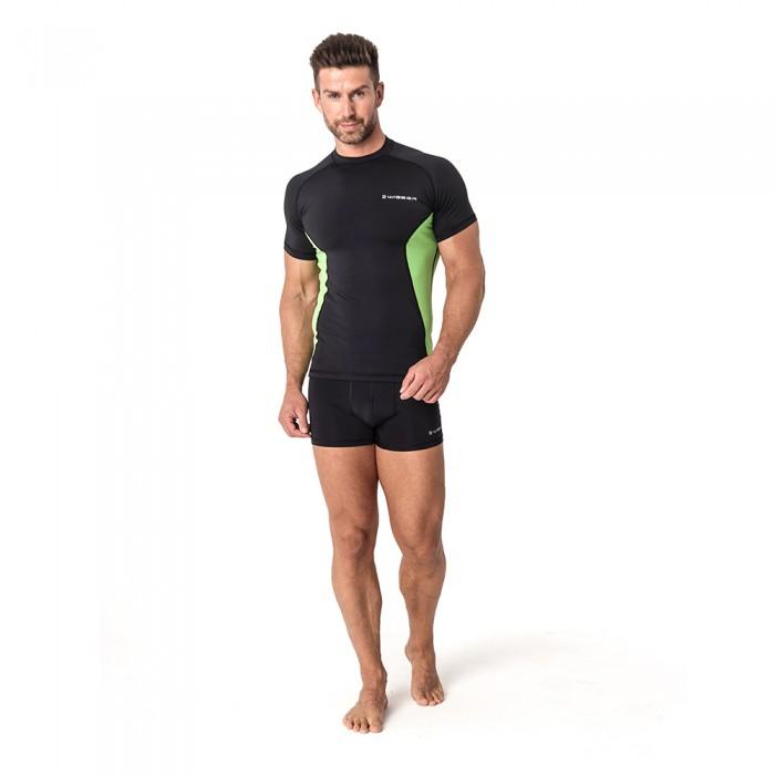 Vyriški termo marškinėliai WISSER RXM21 black