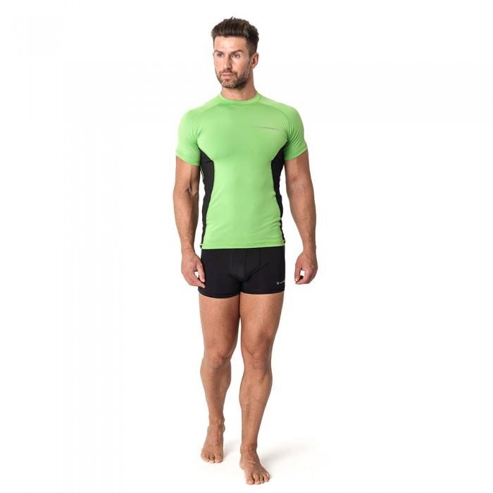Vyriški termo marškinėliai WISSER RXM21 green
