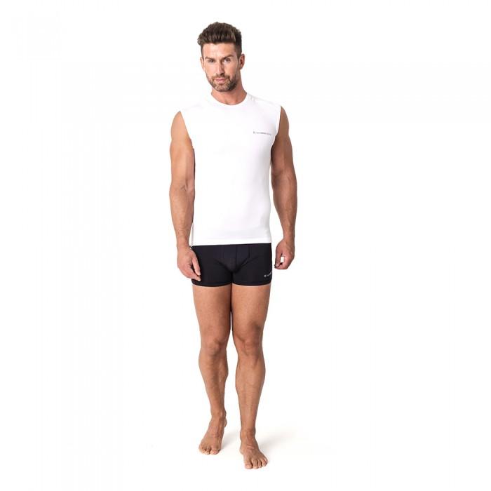 Vyriški termo marškinėliai WISSER RXM41 white