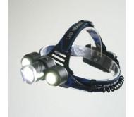 Žibintuvėlis ant galvos TS-1196 įkraunamas 10W LED