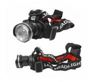 Žibintuvėlis įkraunamas TS-1102 3W LED