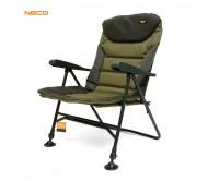 Žvejybinė Kėdė NECO 84711 Su Porankiais