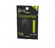 Žvejybinė Švieselė Green Neon (Skersmuo 3,0mm, Ilgis 25mm)